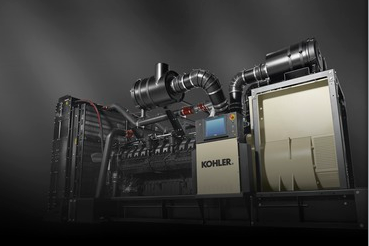 Kohler KD series Generators for Industrial Power Systems